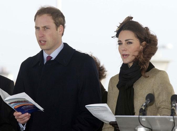 En tant que Princesse d'Angleterre, Kate Middleton va devoir soutenir son mec à chaque apparition