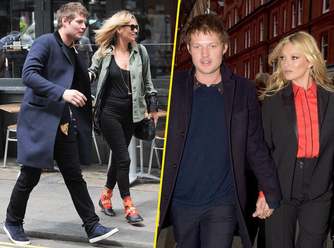 Kate Moss : Toujours aussi in love de son boyfriend de 28 ans !