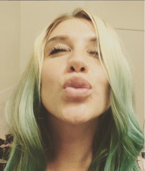 Photos : Kesha : trop occupée à se soigner pour répondre aux haters !