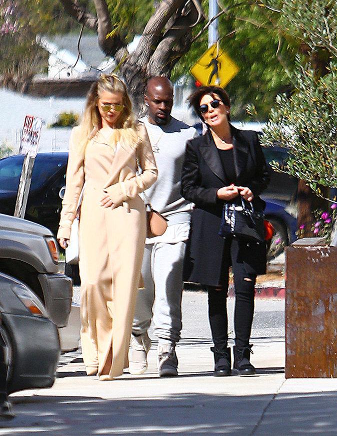 Khloe Kardashian ne passe jamais inaperçu