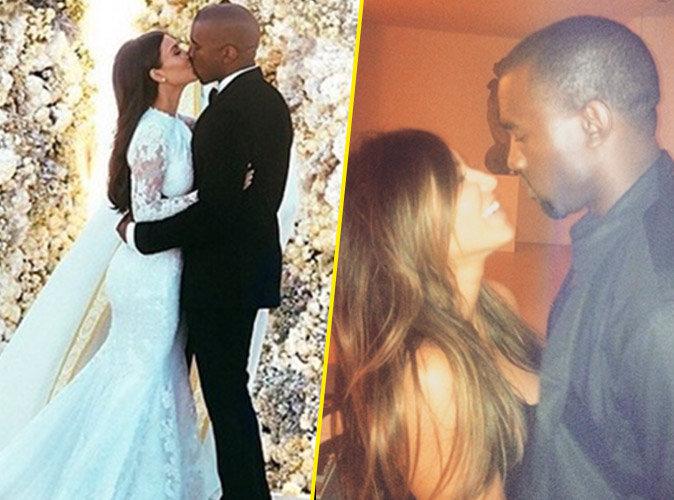 Kim Kardashian et Kanye West fêtent leur 2 ans de mariage  Retour en images sur leur histoire damour