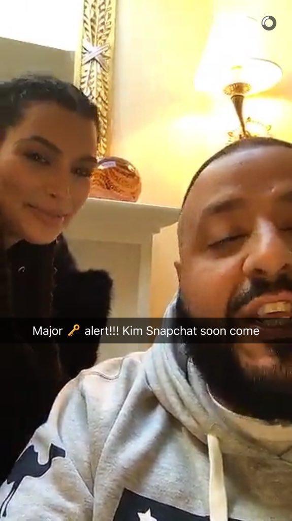Kim Kardashian, la reine des réseau sociaux