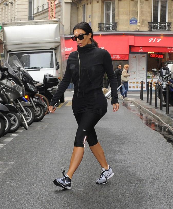 Kim Kardashian en mai 2014.