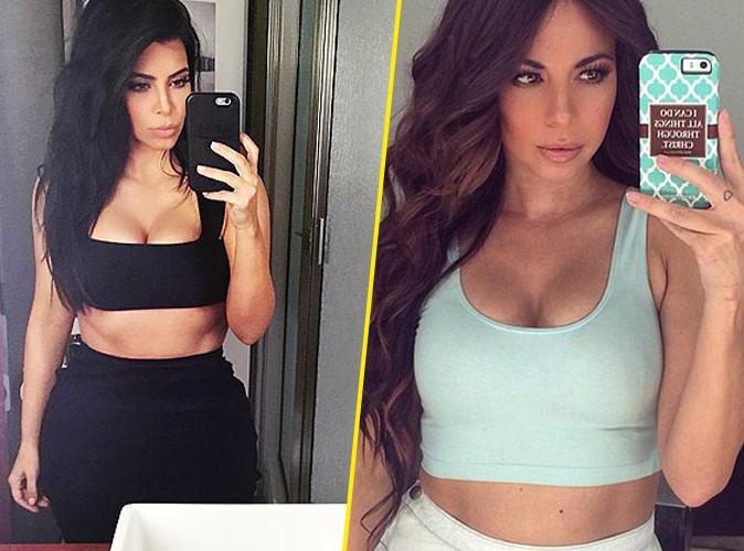 Kim Kardashian : mieux ou moins bien que sa rivale mexicaine ?