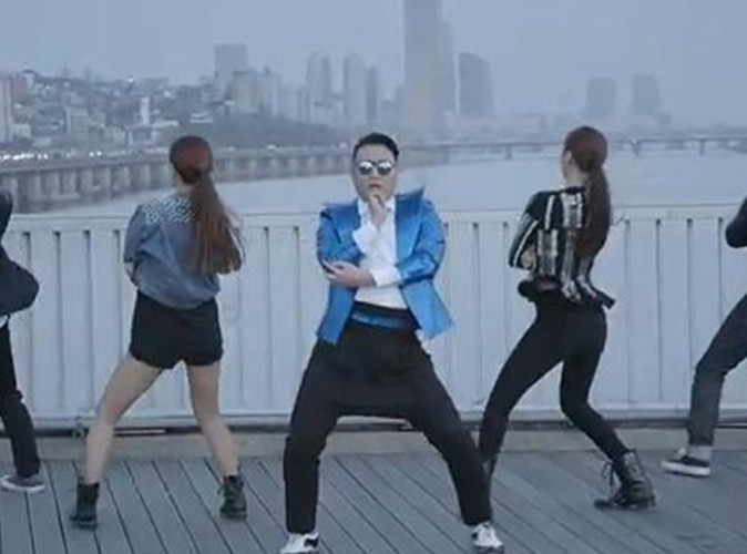 """PSY dévoile son nouveau clip """"Gentleman"""" sur YouTube"""