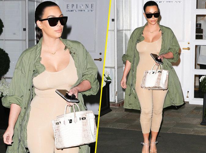 Kim Kardashian en Yeezy3