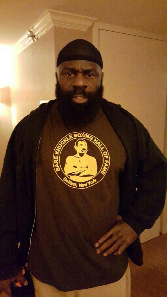 Kimbo Slice : La star des arts martiaux mixtes (MMA) est morte !