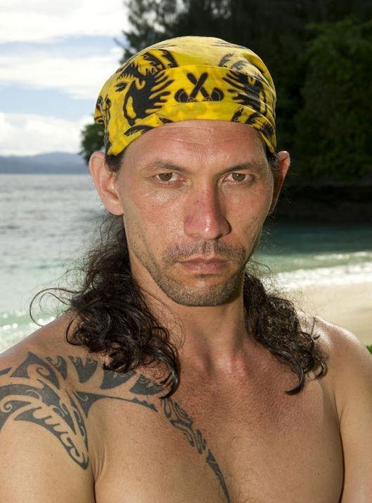 Téhéiura, 33 ans, originaire de Polynésie