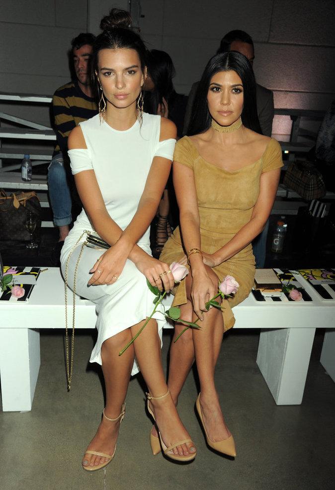 Photos : Kourtney Kardashian : et sa nouvelle BFF s'appelle...