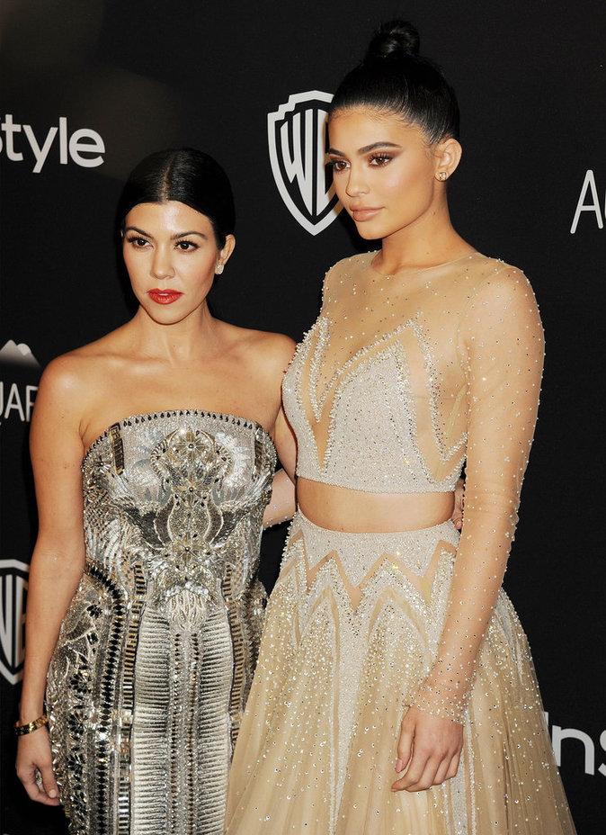 Des soeurs stylées aux Golden Globes 2016
