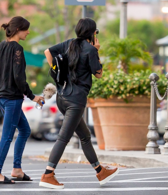 Kylie Jenner le 30 juin 2015