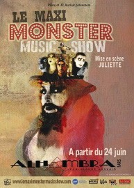 Maxi Monster Music Show