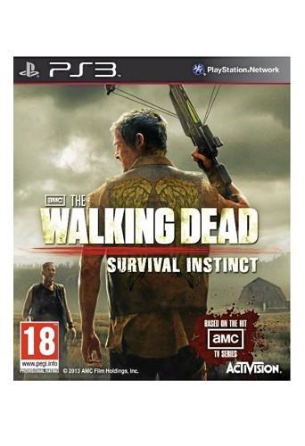 The Walking Dead : Survival Instinct, sur PS3, Activision. 50 €.