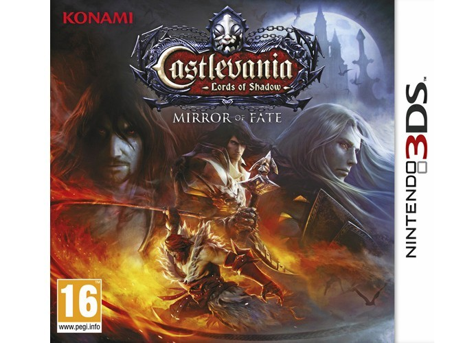 Castlevania - Mirror of Fate, Nintendo 3DS.