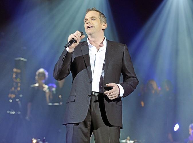 Garou en concert à Aurillac.