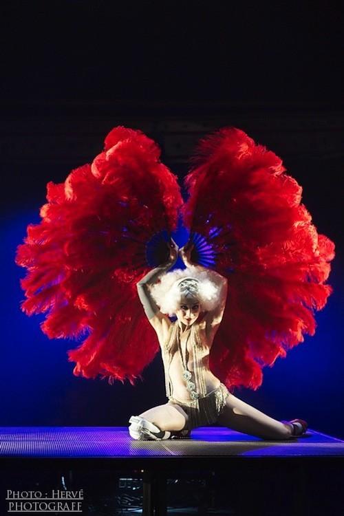 21h : Cirque électrique