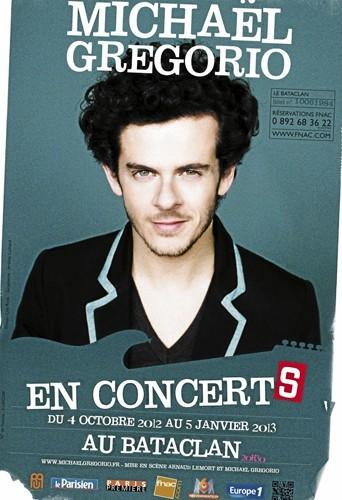 Michaël Gregorio en concert