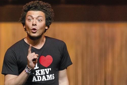 20h : Revoilà Kev Adams !