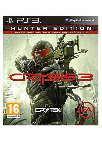 Crysis 3, Electronic Arts, sur PS3.