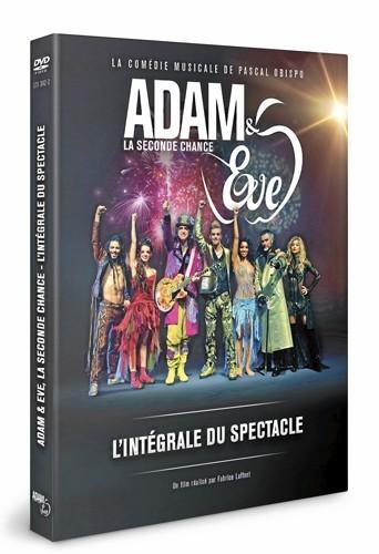 Adam & Ève, la seconde chance. DVD. 19 €.