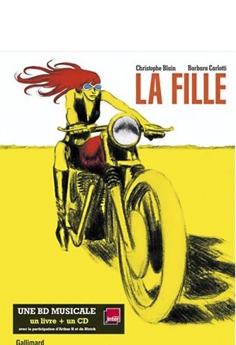 La fille, Gallimard. 29,90 €.