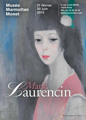 L'exposition Marie Laurencin