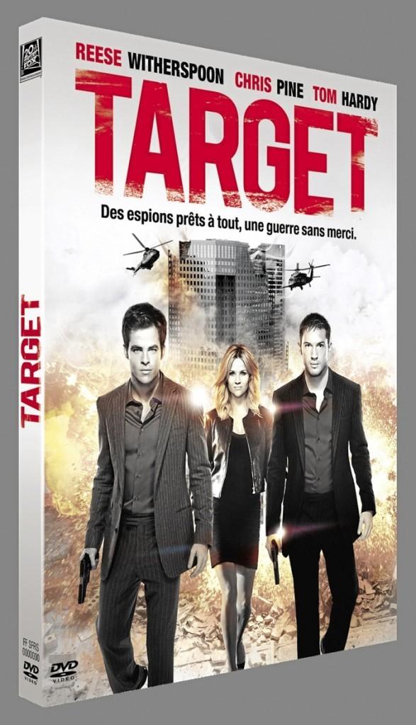 Target, DVD Fox Pathé. 19,99 €.