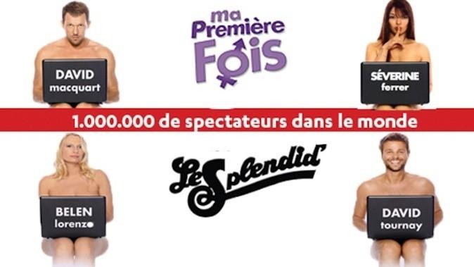 Ma première fois, Théâtre du Splendid, Paris 10e. À partir de 18 € sur fnacspectacles.com