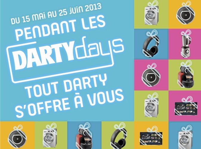 """Les """"DARTY Days"""", c'est parti !"""