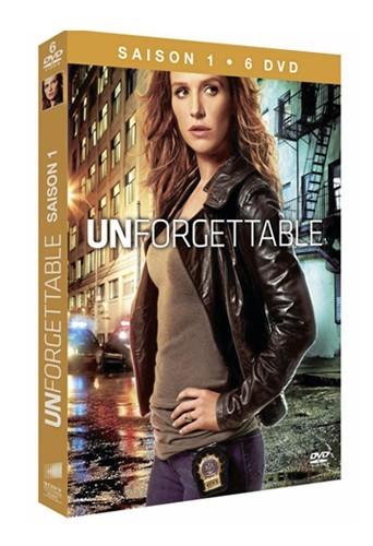 Unforgettable saison 1, Sony Vidéo. 34,99 €.