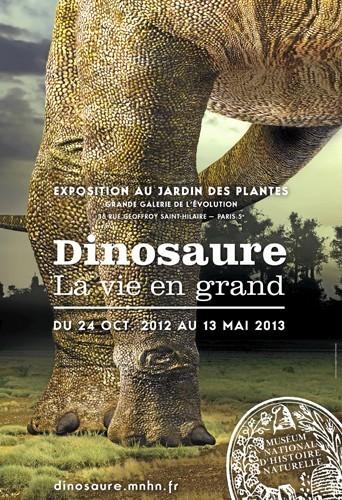 Expo Dinosaure, la vie en grand !