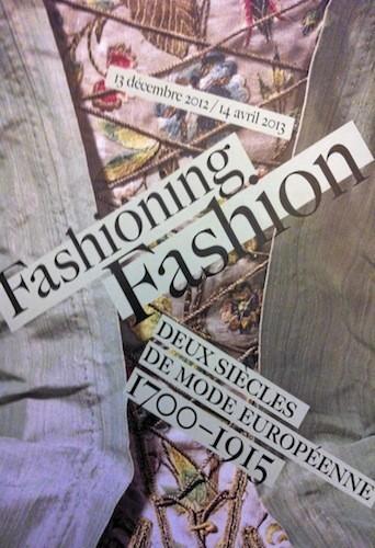 L'exposition Fashioning Fashion