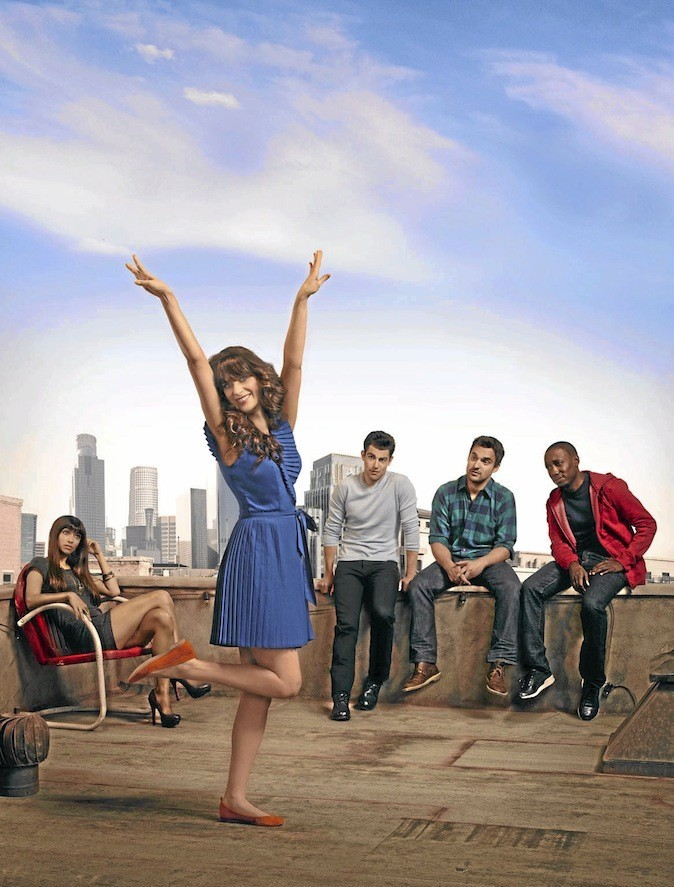 New Girl, saison Fox. 39,99 €.