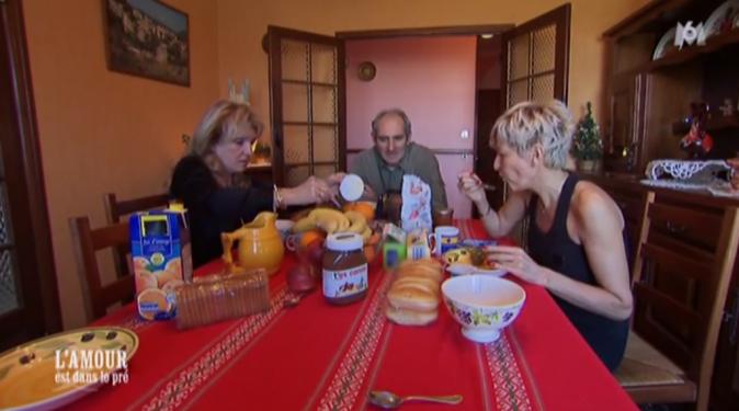 Petit-déjeuner cher Thierry !