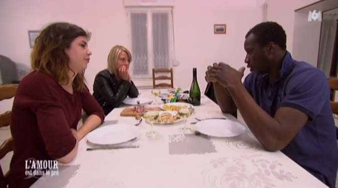 Dernier repas chez Florent, les filles attendent toujours son verdict !