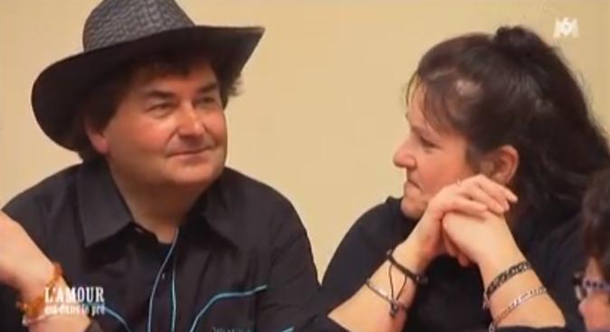 Michel paraît se rapprocher de Sandrine