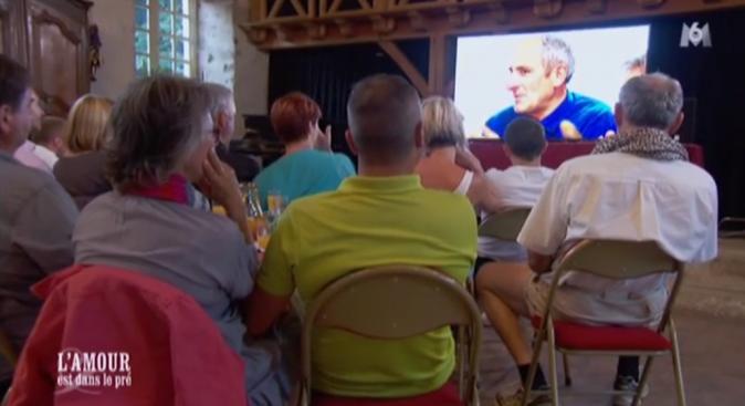 Au programme à la télé : L'Amour est dans le pré !