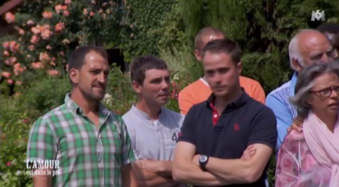 Franck, Cyrille, Adrien et Isabelle