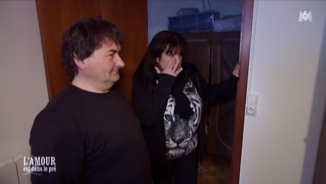 Michel et Véronique attendent...