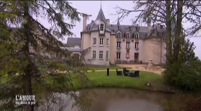 Le château du Languedoc qui attend Isabelle et Bruno !