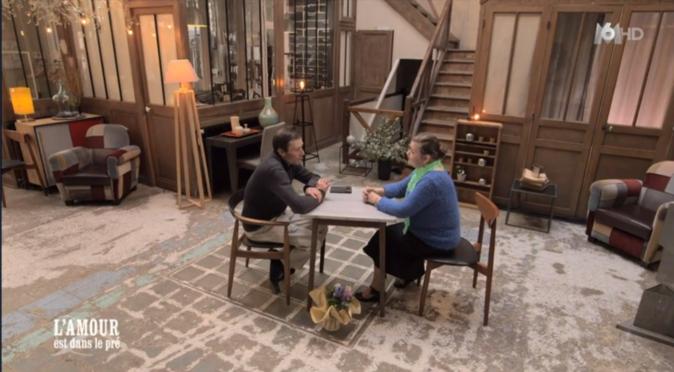 Ca semble coller entre eux deux, Eric invite Françoise à la ferme !