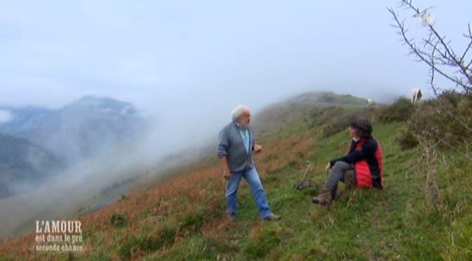 Discussion au sommet entre Jeanne et Bernard !