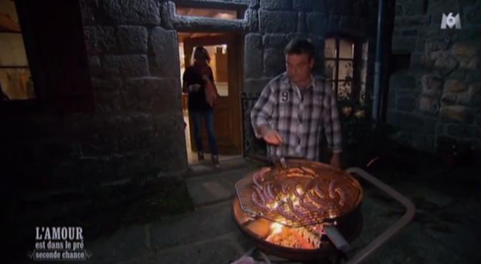 Pas mal le barbecue de Philippe l'Auvergnat !