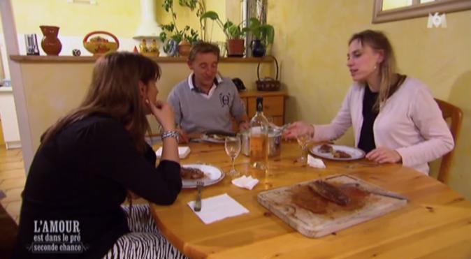 Philippe le Lotois avec Monica et Hélène