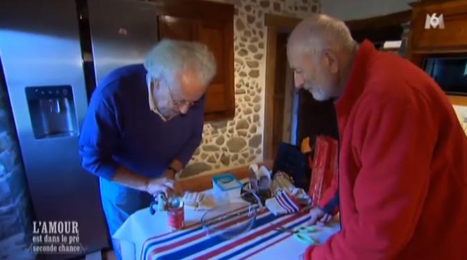 Chez Jeanne, Bernard et Marc passent en cuisine !