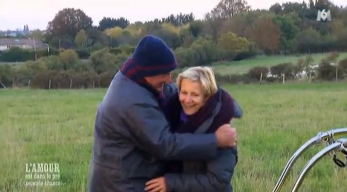 Et Philippe est heureux que Marie-Pierre soit heureuse !