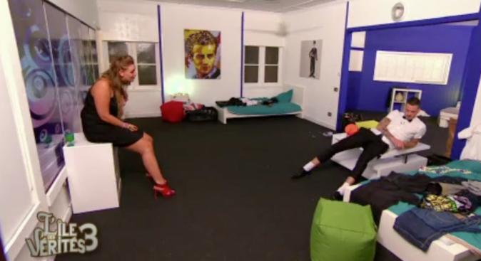 Ultime discussion entre Aurélie et son ex !