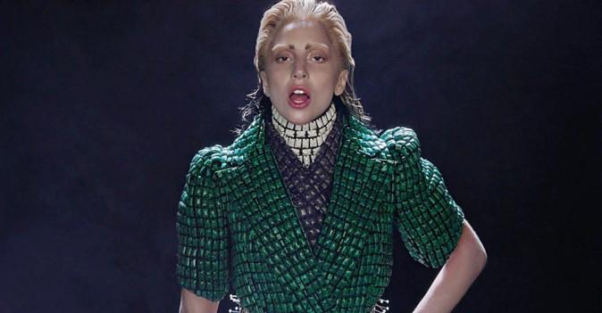 Plusieurs Lady Gaga dans le clip d'Applause