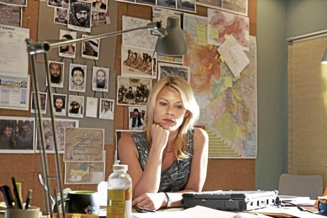 """Claire Danes dans la saison 1 de """"Homeland"""" !"""