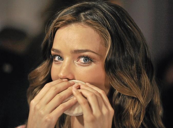 Miranda Kerr ne zappe pas l'étape démaquillage !